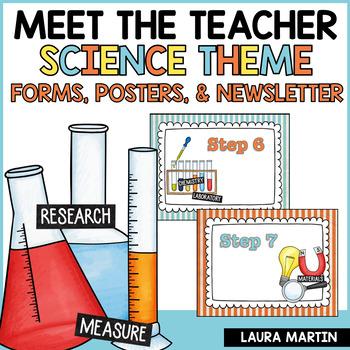 Meet the Teacher-Science