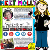 Meet the Teacher Seller: Molly of Elementary Lesson Plans