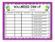 Meet the Teacher Sign In & Volunteer Sign-Up