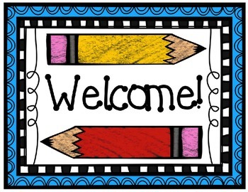 Updated Meet the Teacher Signs and Sign-In Sheets in English and Spanish