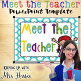 Meet the Teacher PowerPoint