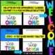 Meet the Teacher Template Station Signs Editable