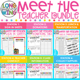 Meet the Teacher Toolkit EDITABLE