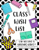 Meet the Teacher {BLACK and WHITE BRIGHT colorful} back to school open house