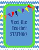 Meet the Teacher or Open House