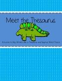Meet the Thesaurus