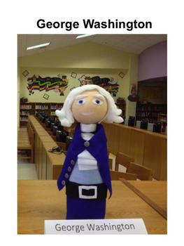 Meet the  US Presidents - Biography Bottle Person Project - Social Studies