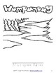 Meet the Wampanoag Coloring Book-Level A