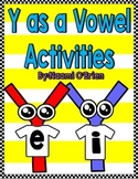 "Meet the ""Y"" Twins! (Y as a vowel)"