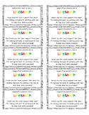 Meet the teacher lifesaver labels