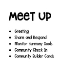 Meet up Poster