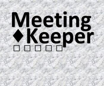 Meeting Keeper