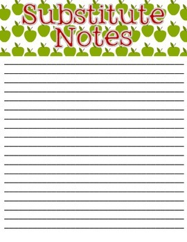 Meeting Notes Apple Theme