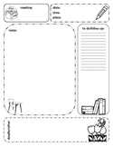 Meeting Notes Page