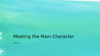 Meeting the Main Character: Launching The Lightning Thief (Ch 1)