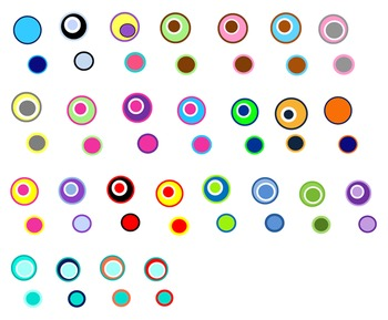 Meeting/Workshop Notes in 26 Bubble Patterns