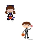 Meg and Mike Halloween