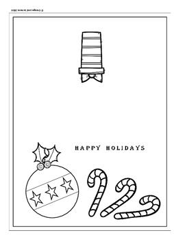 Mega Activity Fun Pack - Thanksgiving, Christmas, Hanukkah, Kwanzaa