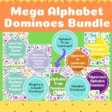 Mega Alphabet Dominoes Bundle