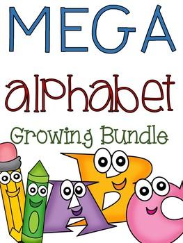 Mega Alphabet Growing Bundle
