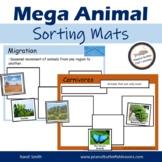 Mega Set of Animal Sorting Mats