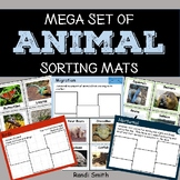 Mega Animal Sorting Mats