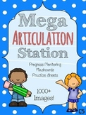 Articulation, Phonemes, Blends and Vocalics - The Mega Articulation Station