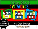 Mega Block CVC Words