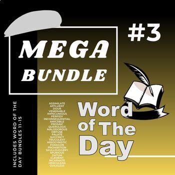 Mega Bundle #3