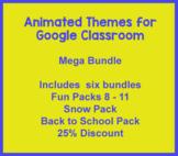 Animated Google Classroom Headers (Mega Bundle)