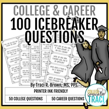 700 Icebreaker Questions Bundle