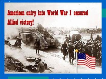 Mega Bundle - 8 Tutorials - America Joins the Great War