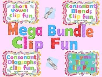 Mega Bundle Clip Fun