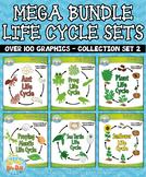 Life Cycle Mega Bundle Set 2 {Zip-A-Dee-Doo-Dah Designs}