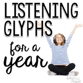 Listening Glyphs for a Year Bundle