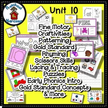 Mega Bundle - Preschool by Narcissa - Pre-K Program - All 26 Units & More {PbN}