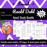 Mega Bundle - Roald Dahl Novel Studies (*FRENCH*)