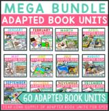 Mega Bundle of Adapted Book Units {printable & digital} 60 Units