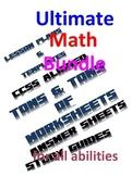 Math Mega Bundle