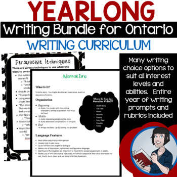Mega Bundle of Writing for Year (Recount, Narrative, Explanation, Persuasive)