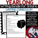 Mega Bundle of Writing for Year (Recount, Narrative, Expla