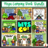 Mega Camping Books Bundle (Emergent Readers and Teacher Lap Book)
