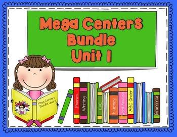 Mega Centers Bundle Unit 1