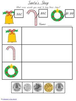 Mega Christmas Pack - Grades 1 and 2