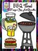Mega Clip Art Bundle~BBQ Time!