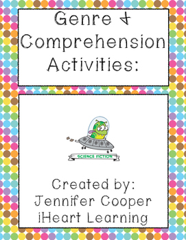 Mega Comprehension and Genre Bundle