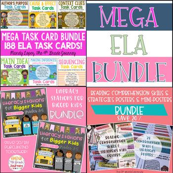 Mega ELA Bundle