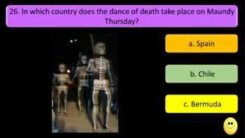 Eggheads Easter Quiz - Bumper 100 Question Interactive PowerPoint Quiz