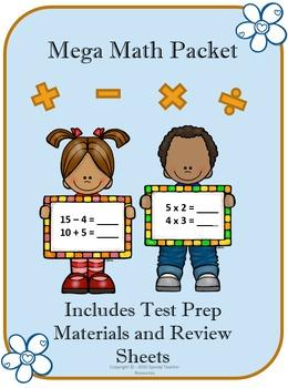 Mega Math Packet