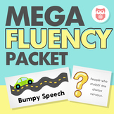 Mega Fluency Packet for Speech and Language Therapy